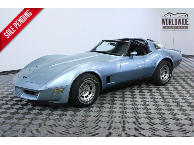 1981 Chevrolet Corvette | 929239