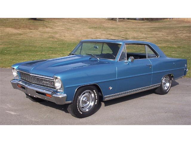 1966 Chevrolet Nova Ss For Sale On Classiccars Com 16