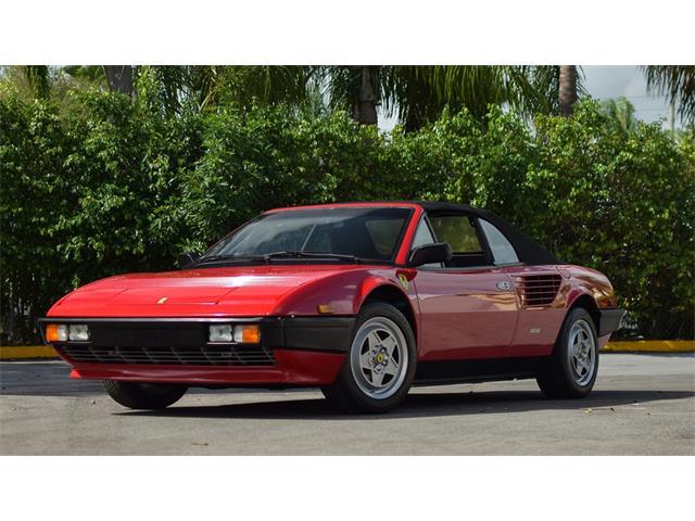1984 Ferrari Mondial Quattrovalvole | 929246