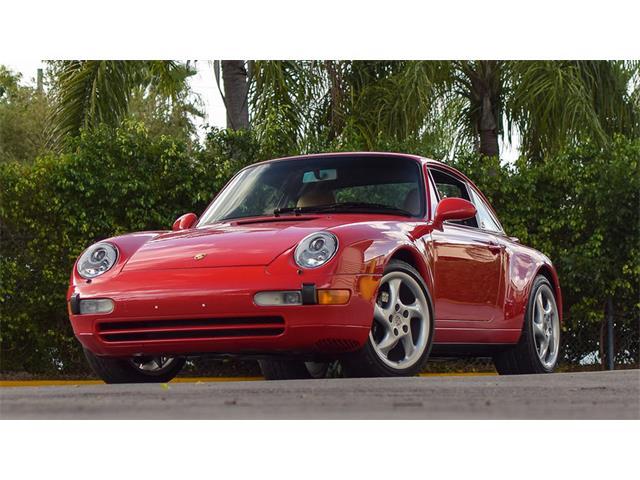 1995 Porsche 911 Carrera | 929247