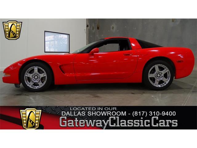 1999 Chevrolet Corvette | 929250