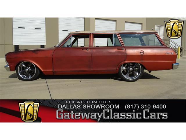 1965 Chevrolet Nova II | 929252