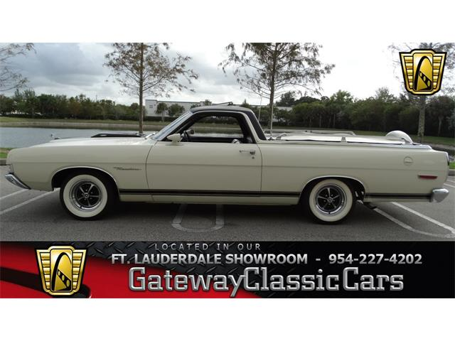 1969 Ford Ranchero | 929256