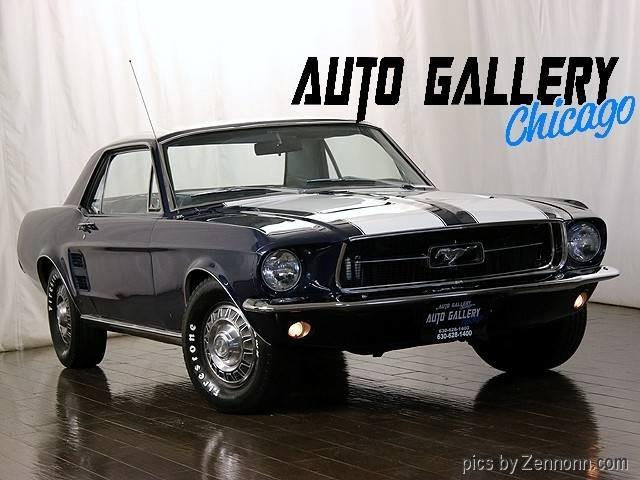 1967 Ford Mustang | 929261