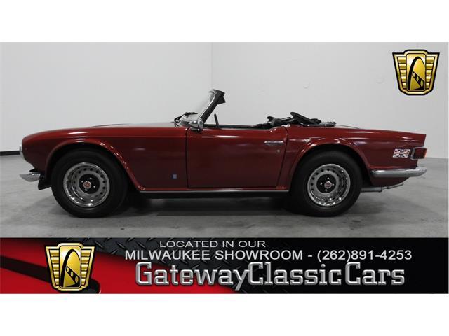 1973 Triumph TR6 | 929269