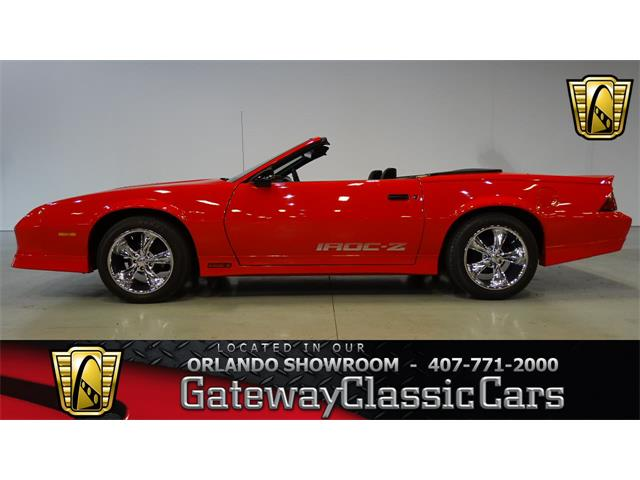 1989 Chevrolet Camaro | 929279