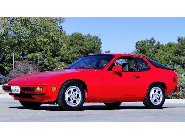 1987 Porsche 924S 5 speed 43,000orig mi. | 929283