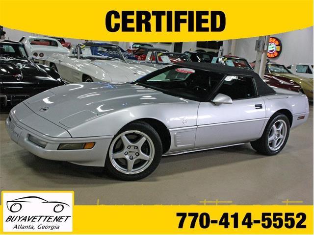 1996 Chevrolet Corvette | 929286