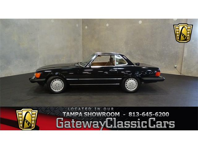 1986 Mercedes-Benz 560SL | 929290