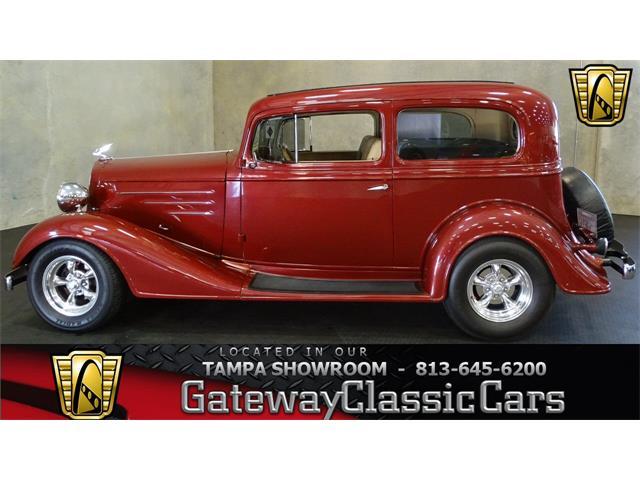1934 Chevrolet Sedan | 929291