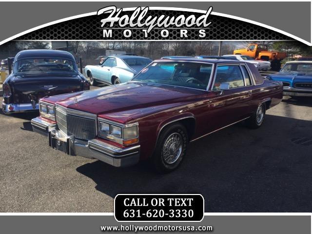 1984 Cadillac DeVille   929296