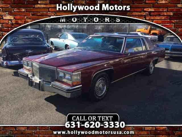 1984 Cadillac DeVille | 929296