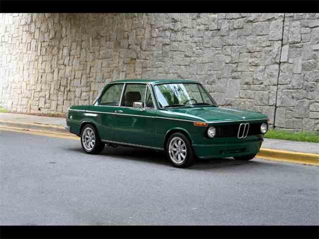 1975 BMW 2002   929297