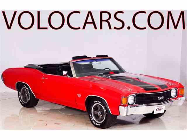 1972 Chevrolet Chevelle SS | 920930