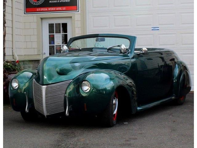 1940 Mercury Custom | 929303