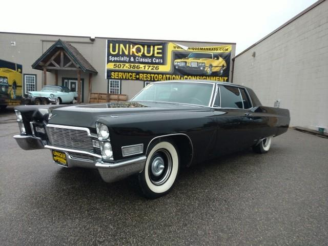 1968 Cadillac Coupe DeVille | 929304