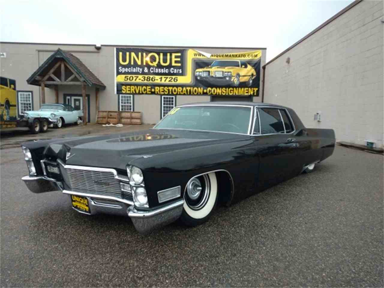 1968 Cadillac Coupe DeVille for Sale | ClassicCars.com | CC-929304