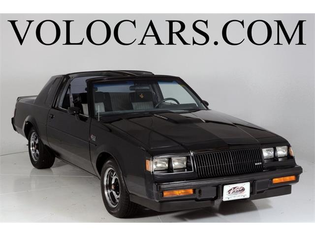 1987 Buick Grand National | 929305