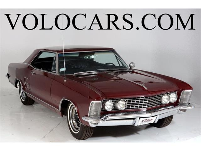 1962 to 1964 buick riviera for sale on. Black Bedroom Furniture Sets. Home Design Ideas