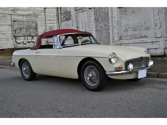 1966 MG MGB | 929311
