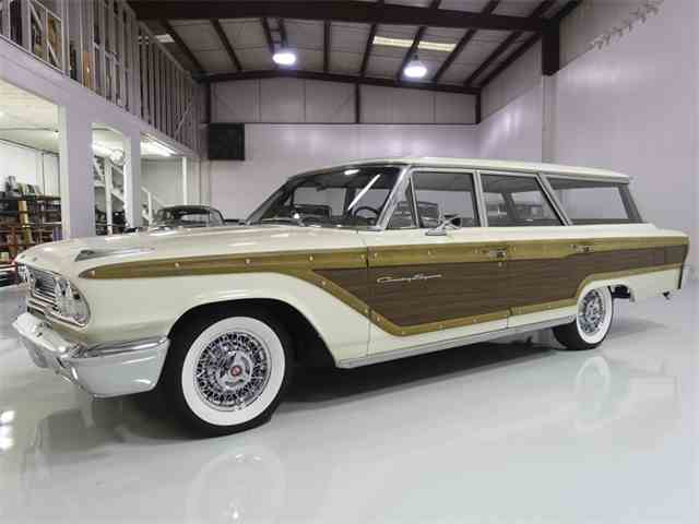 1963 Ford Country Squire Station Wagon | 929313