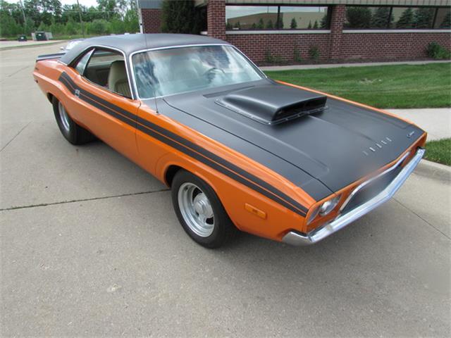 1972 Dodge Challenger | 929314