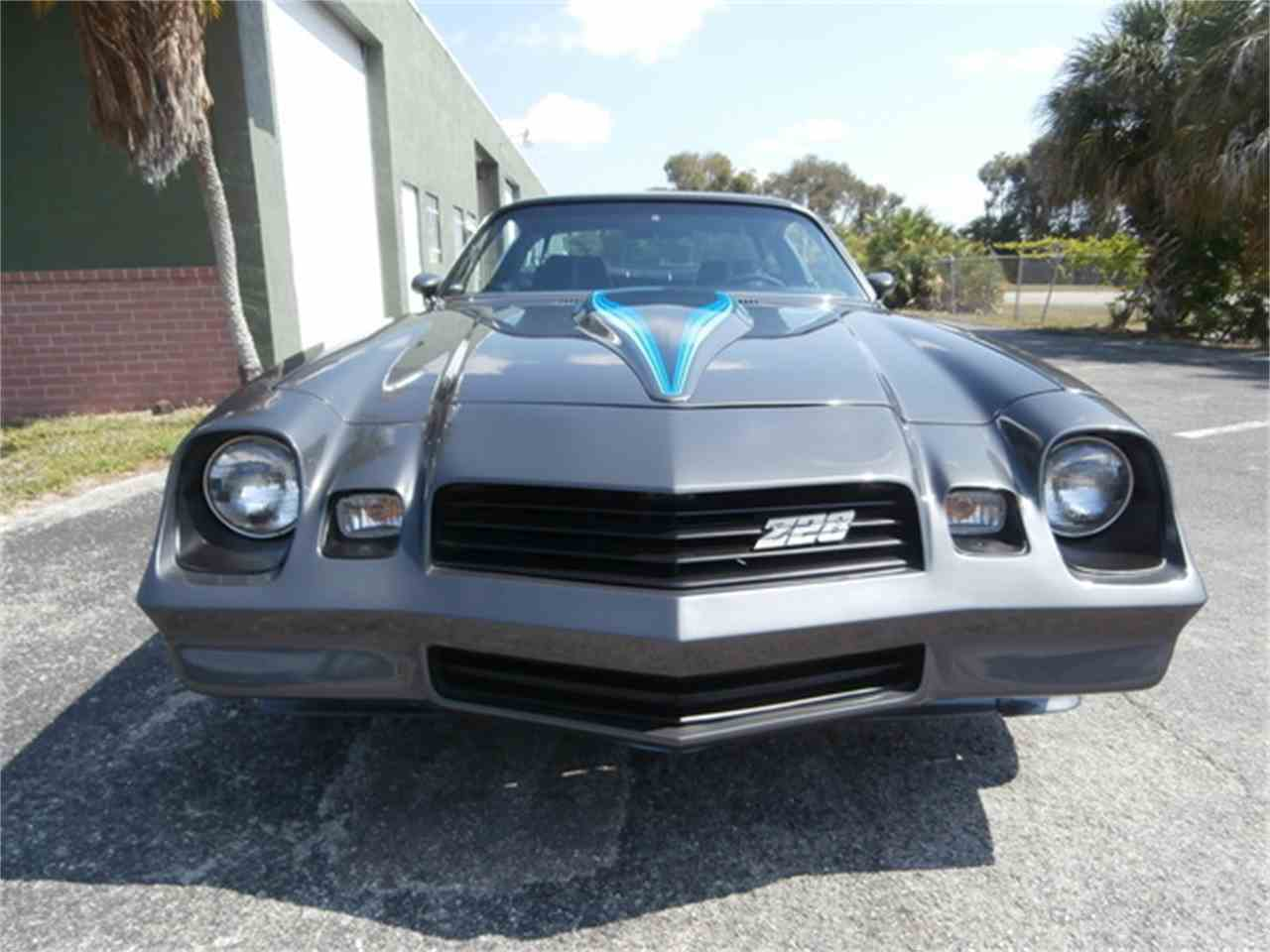 Large Picture of '80 Camaro Z28 located in Florida - $19,900.00 - JX2G
