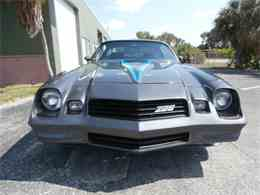 Picture of 1980 Chevrolet Camaro Z28 located in Florida - $19,900.00 Offered by More Muscle Cars - JX2G