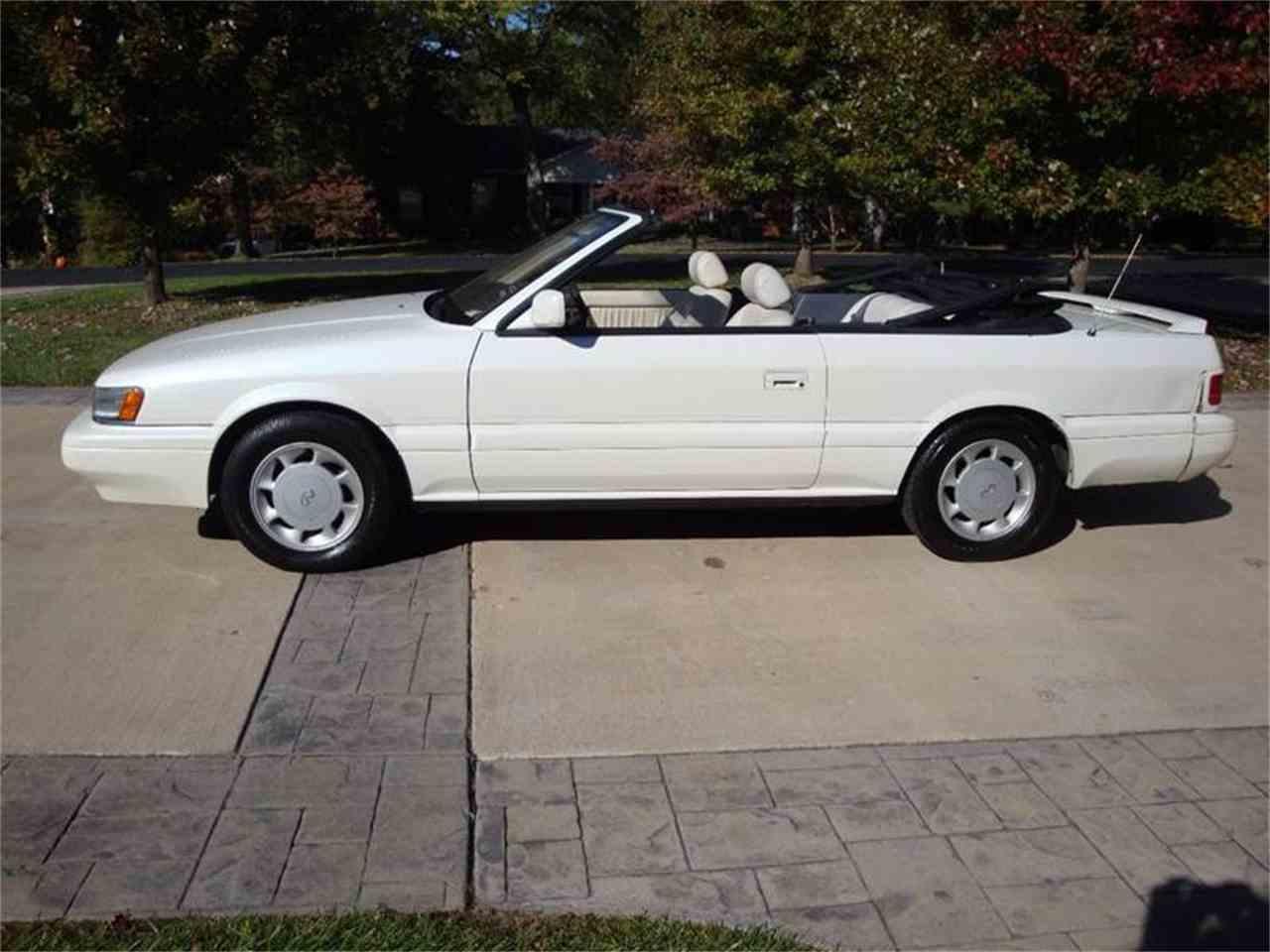 1991 Infiniti M30 For Sale Classiccars Com Cc 929321