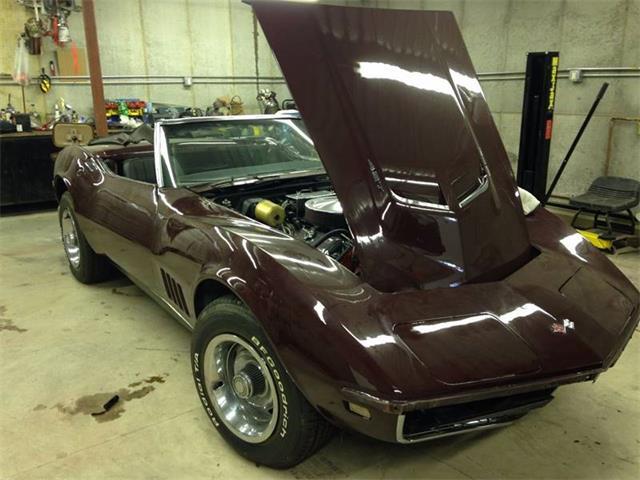 1968 Chevrolet Corvette | 929324