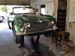 Picture of '65 TR4 - JX2L