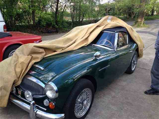 1962 Austin-Healey 3000 Mark II | 929331