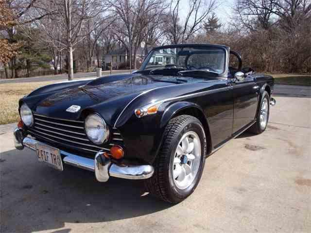 1968 Triumph TR-250 | 929333