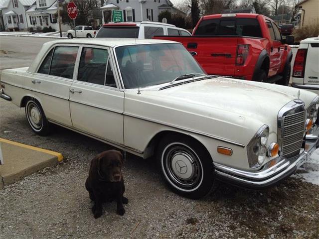 1970 Mercedes-Benz 280SE | 929334