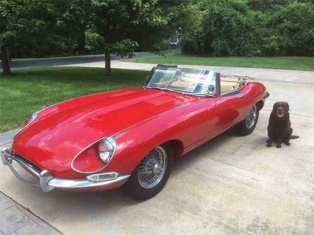 1967 Jaguar E-Type | 929336