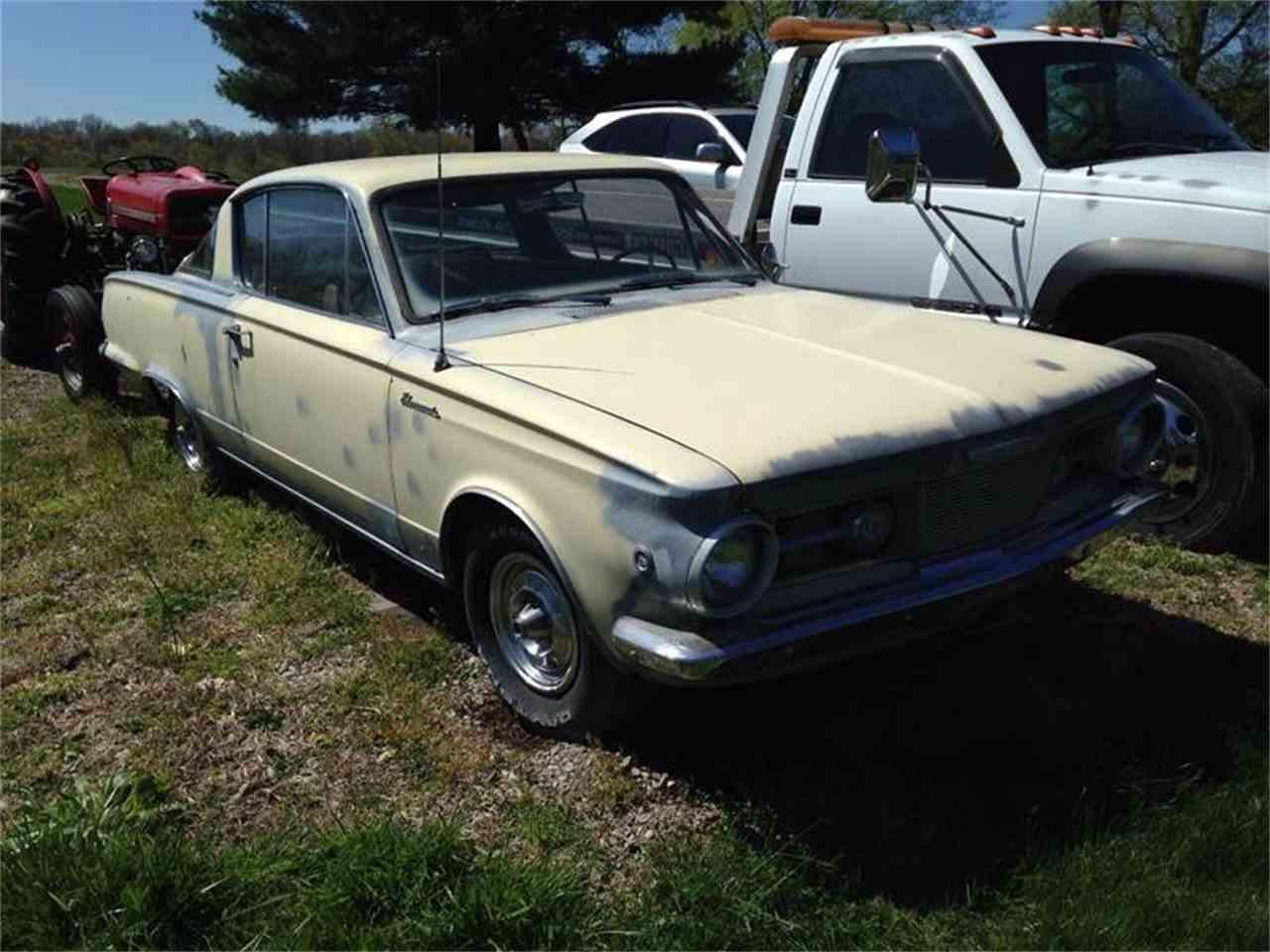 1965 Plymouth Barracuda For Sale Classiccars Com Cc 929337