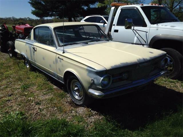 1965 Plymouth Barracuda | 929337