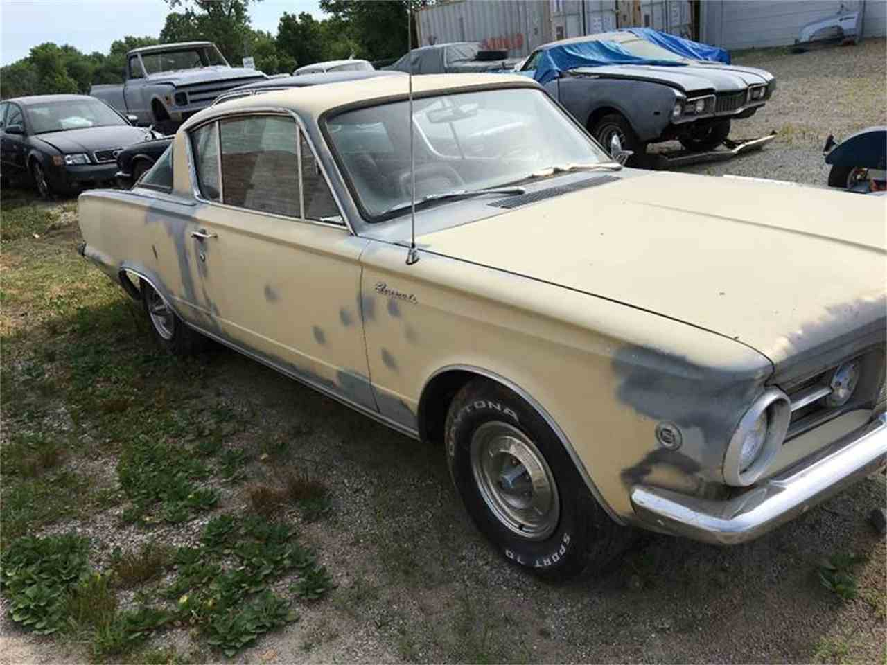 Trucks For Sale In Missouri >> 1965 Plymouth Barracuda for Sale | ClassicCars.com | CC-929337
