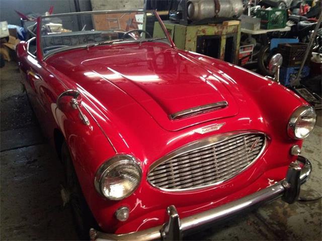 1959 Austin-Healey 100-6 | 929338