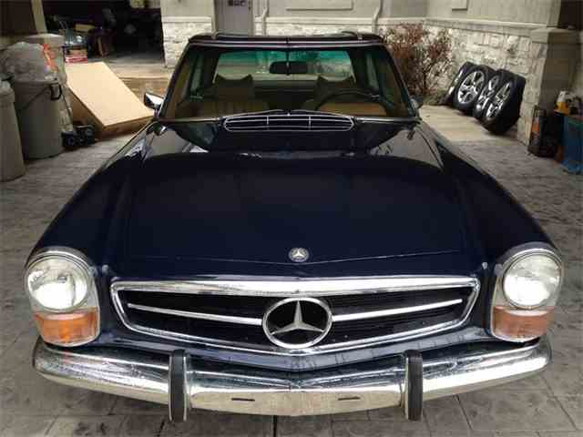 1970 Mercedes-Benz 280SL | 929342