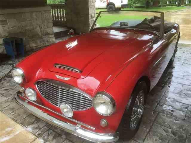 1961 Austin-Healey 3000 | 929345