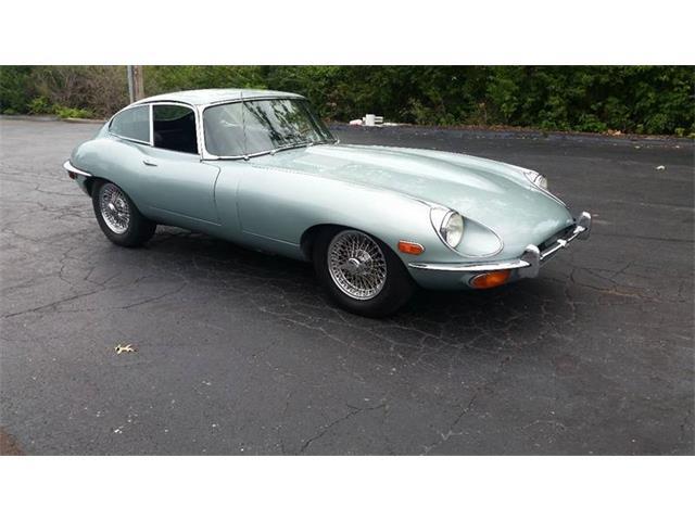 1969 Jaguar E-Type   929346
