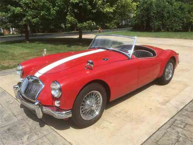 1957 MG MGA | 929349