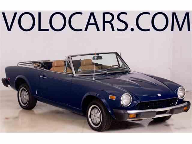 1976 Fiat 124 | 920935