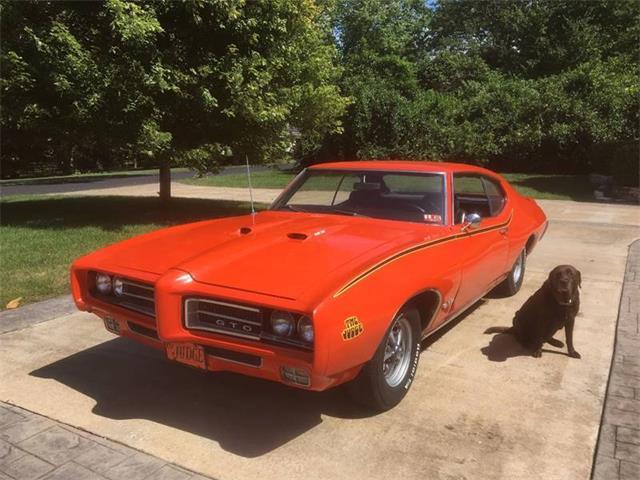 1969 Pontiac GTO | 929350