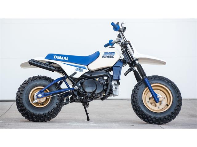 1986 Yamaha Big Wheel 80 | 929352