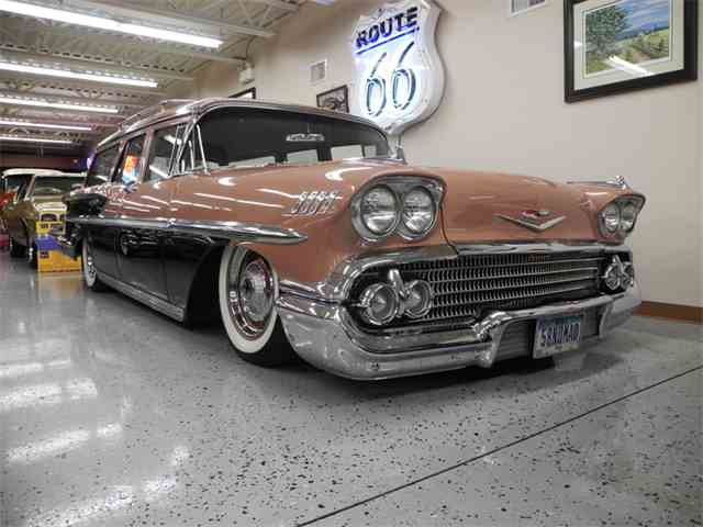 1958 Chevrolet Nomad | 929355