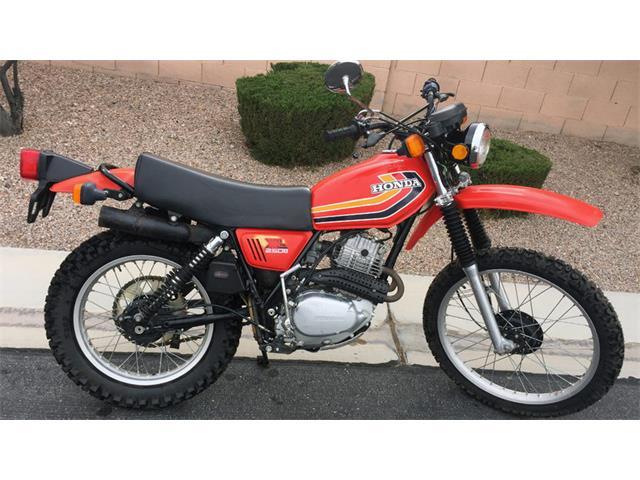 1978 Honda XL250S | 929357