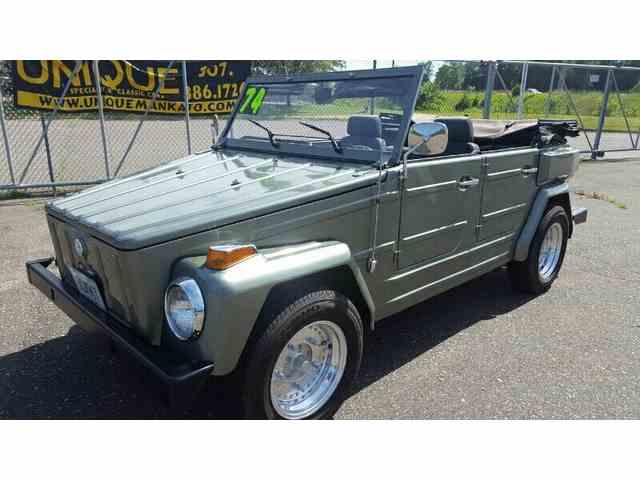 1974 Volkswagen Thing | 920936