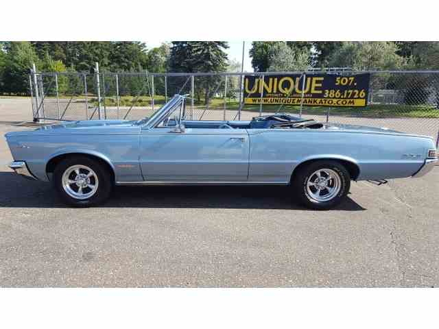 1965 Pontiac GTO Tribute Convertible | 920937